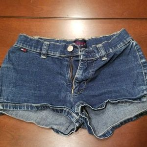 90s Tommy Hilfiger Jean Shorts